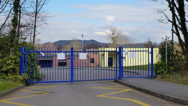 primary school gates