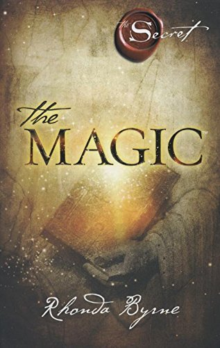 bedtime reading - The Magic By Rhonda Byrne