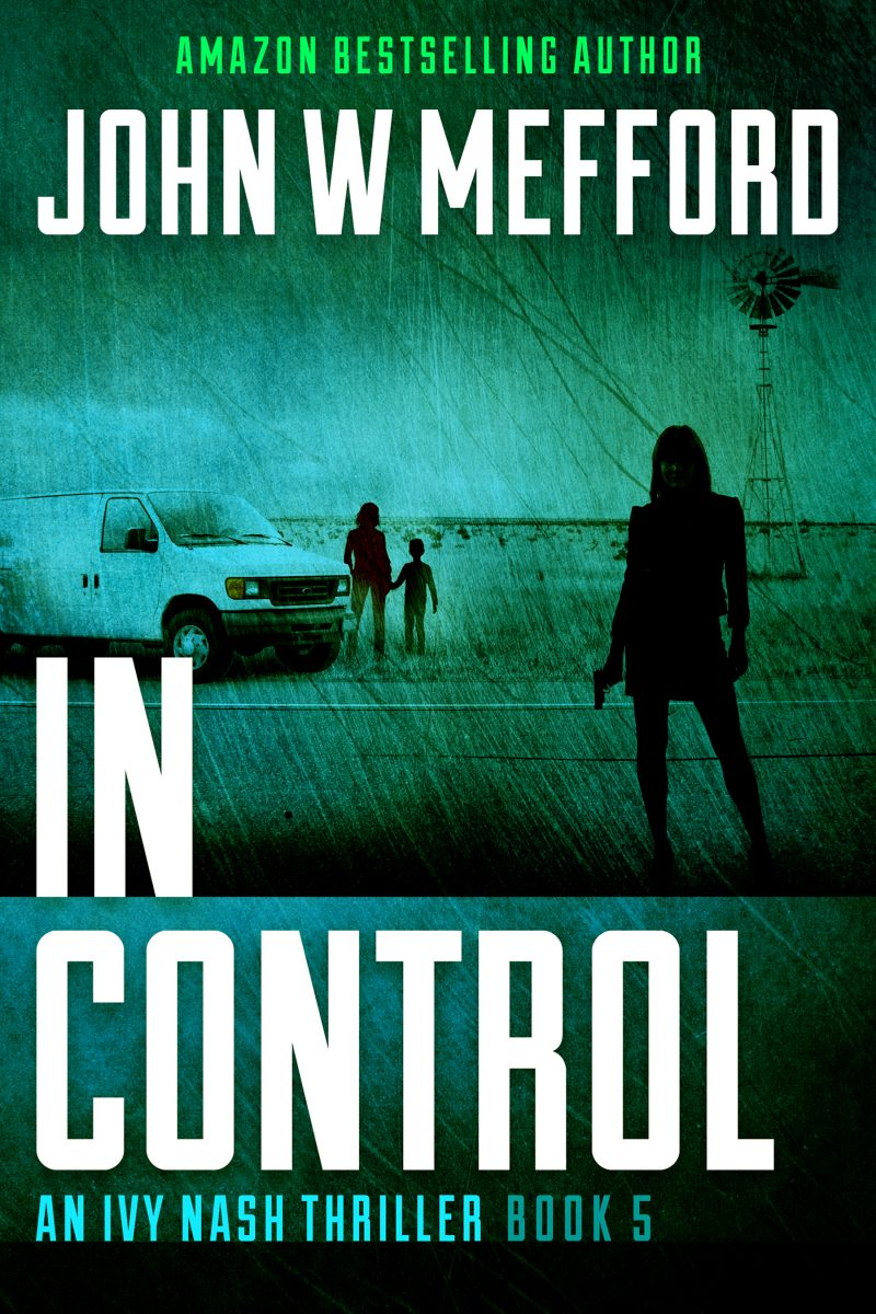 In Control Book Front Cover