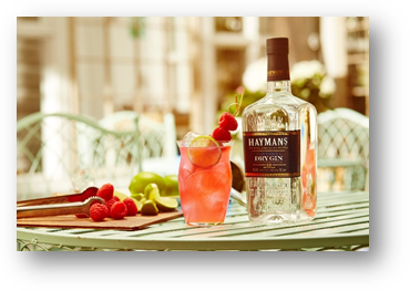 Hayman's Gin refreshes English summer cocktail classics