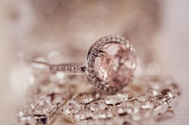 Diamond engagement ring, wedding, jewellery