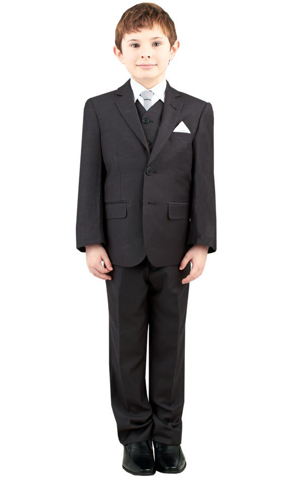 Win A Boys' Three Piece Suit From Dobell