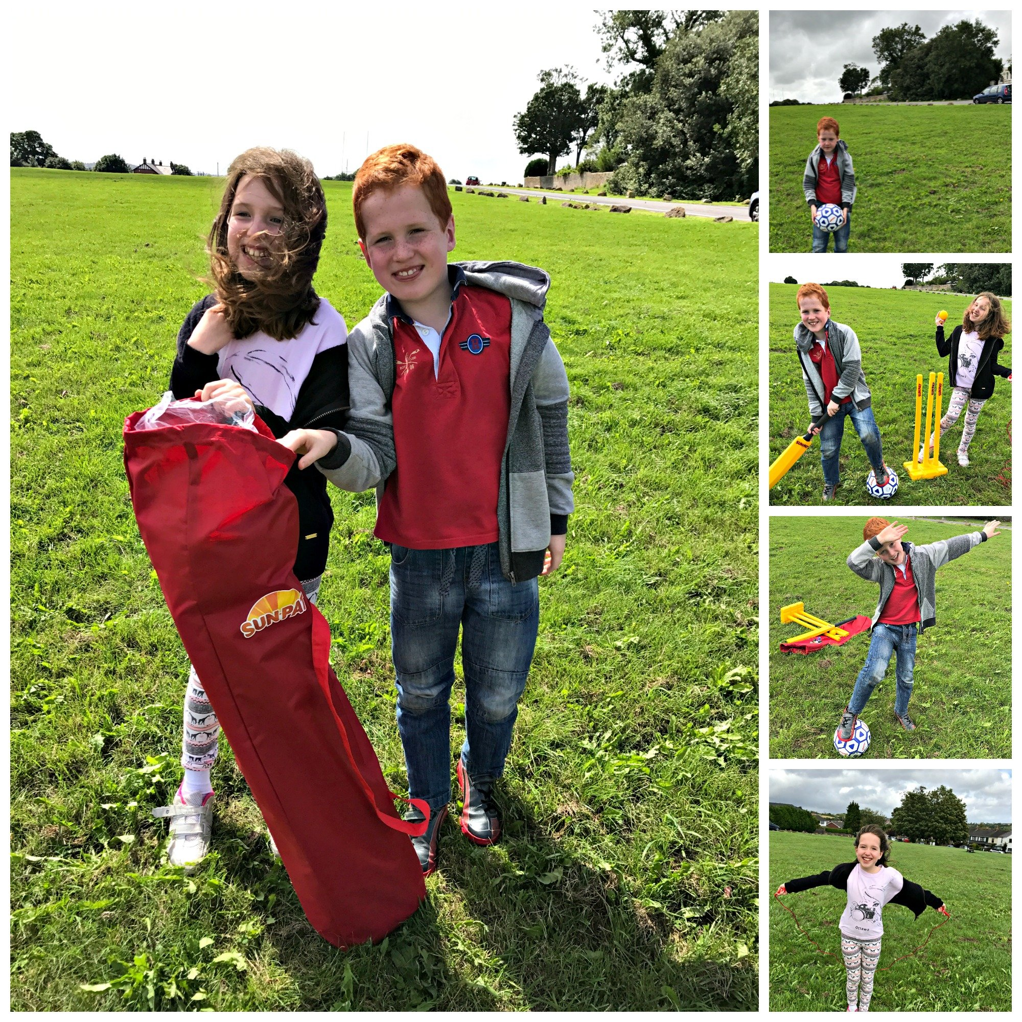 Win A Sports Kit & Fuel Your Family With Sun-Pat This Summer