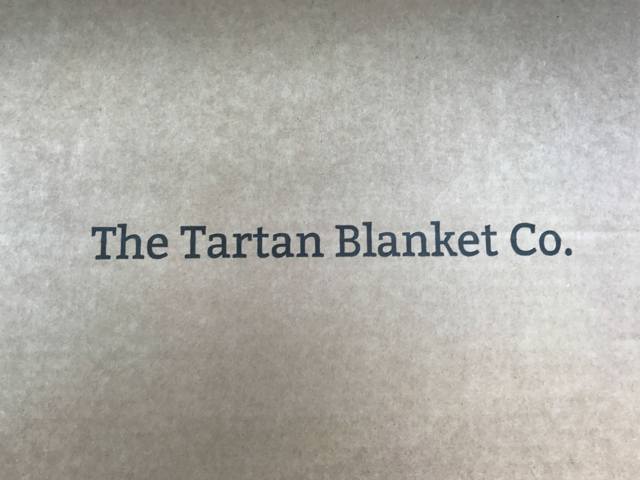 The Tartan Blanket Co. Box