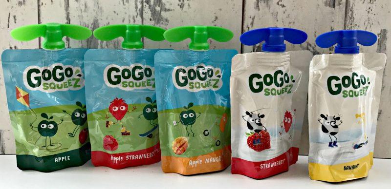 Best Fruit Snacks GoGo squeez