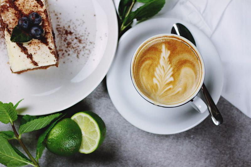 Coffee, Cheesecake & Lime