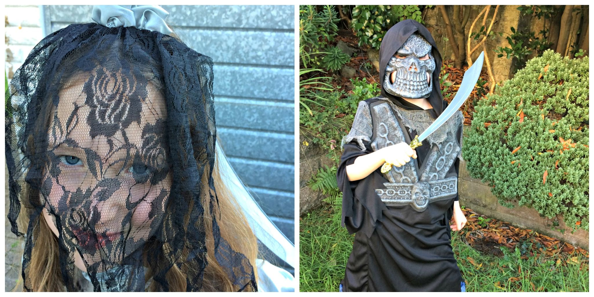 Quick Ideas For Kids' Halloween Party Costumes