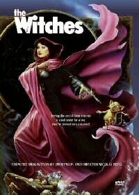 Halloween family movies - The Witches DVD Front Cover