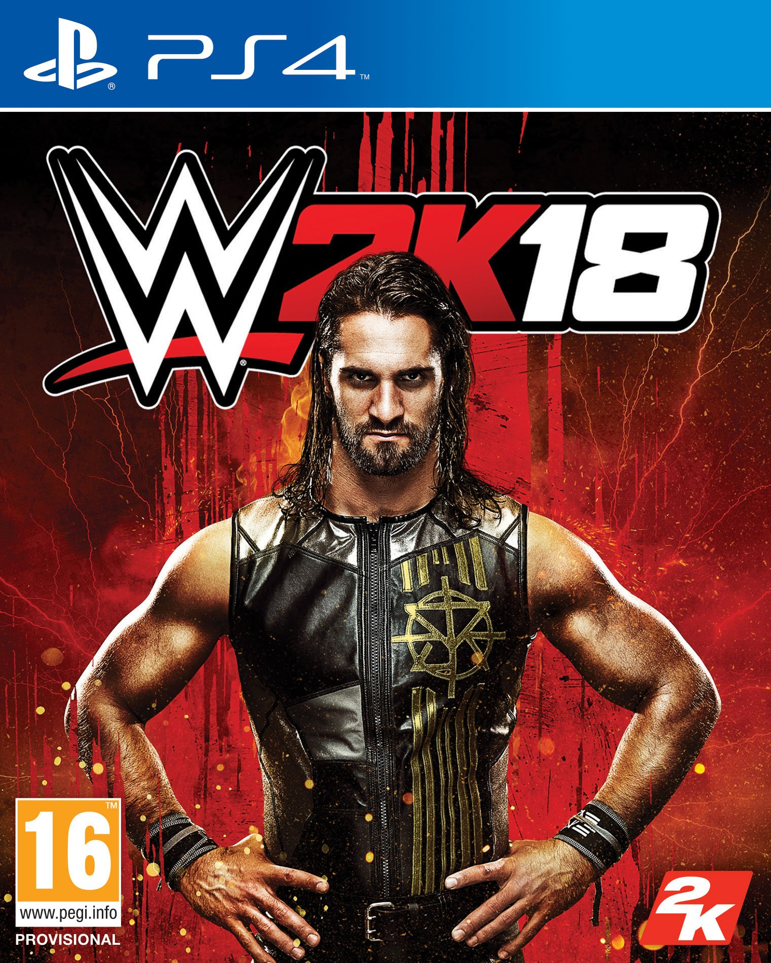 WWE video game giveaway - WWE2K18