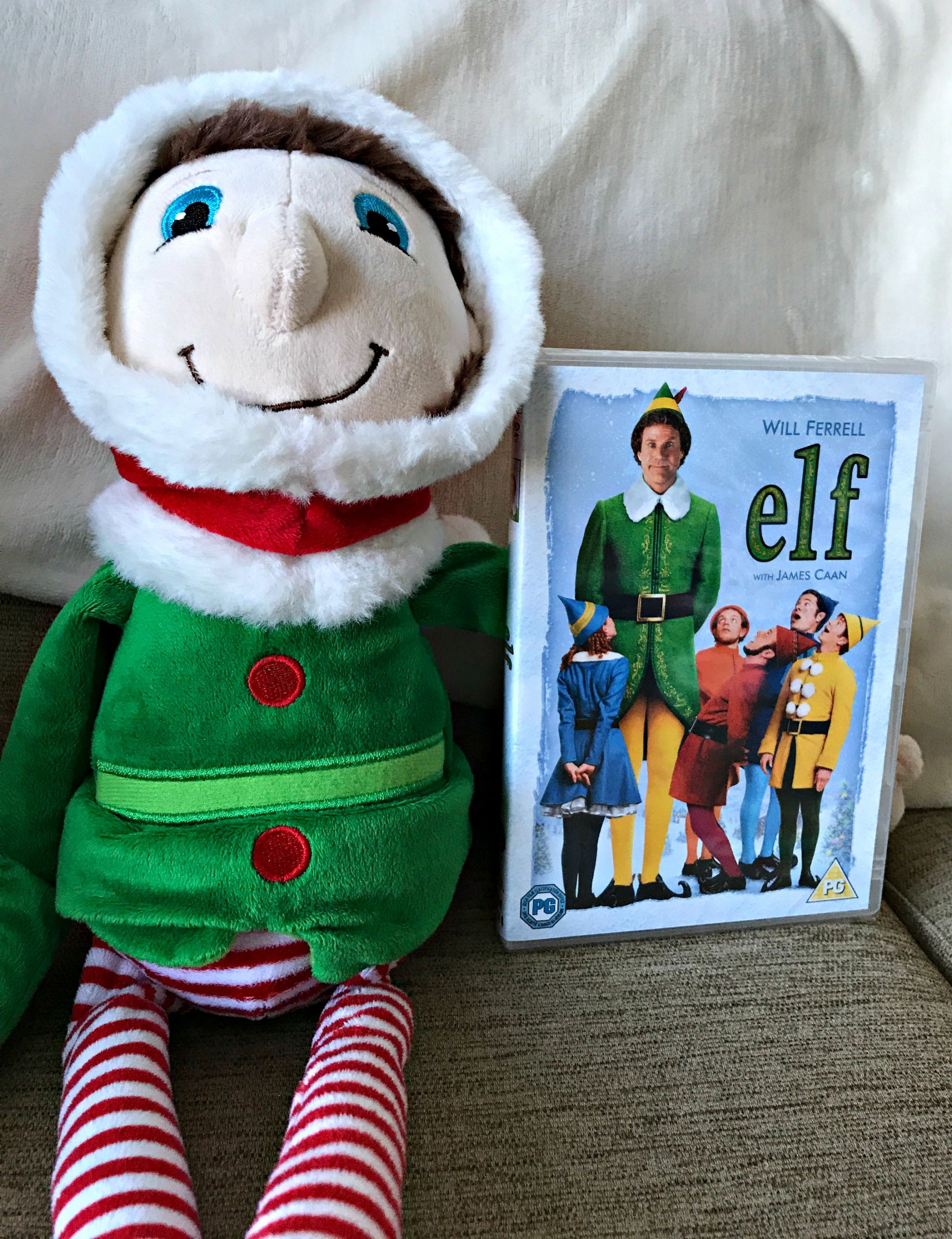 An elf with ... the film elf