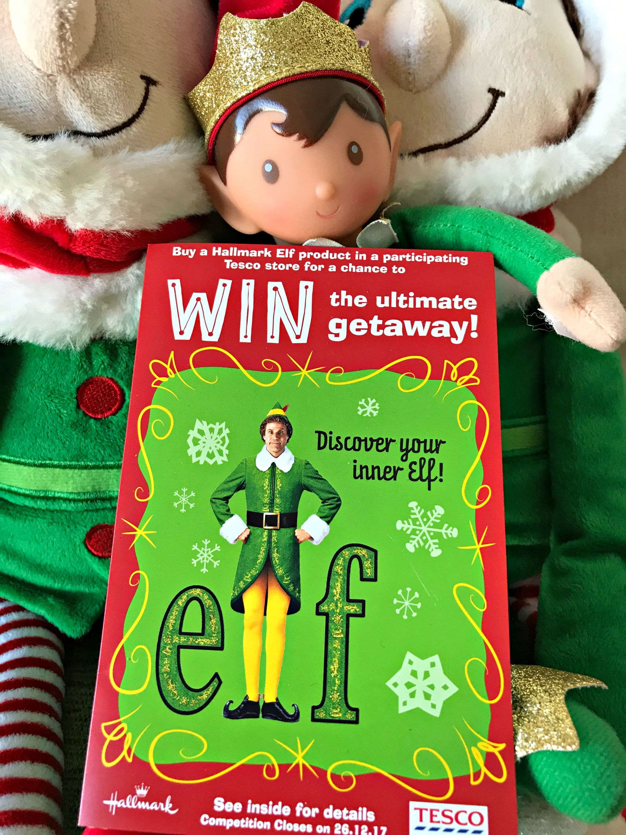 Win The Holiday Of Your Dreams With Hallmark And Tesco Elf - Make your own invoice template free hallmark store online