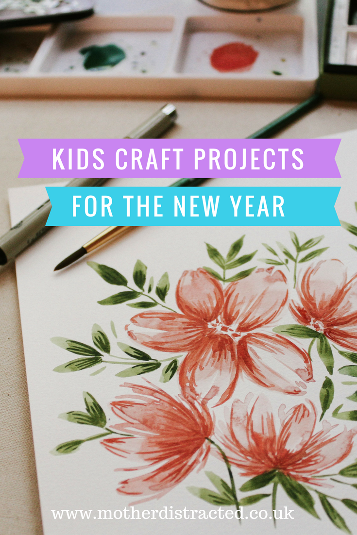 Take inspiration from nature now spring is on its way with these kids craft projects.