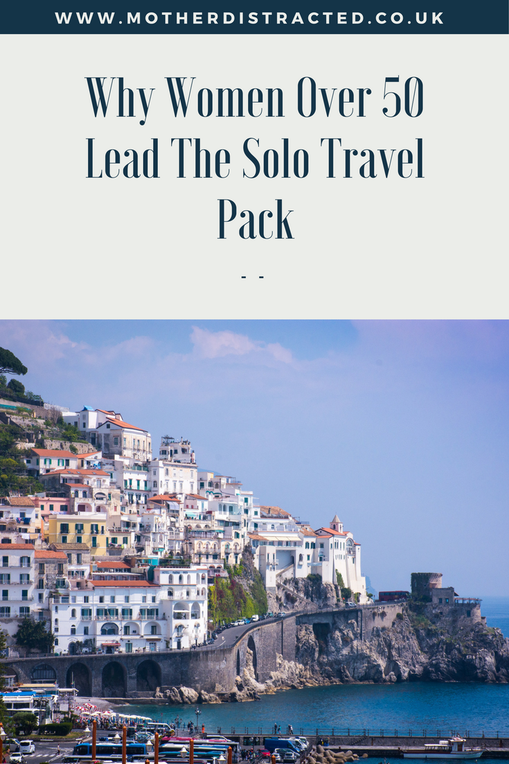 Why women over 50 lead the solo travel pack - the solo holidays stigma has long gone and 50+ women are leading the way. Read way and where they're travelling to