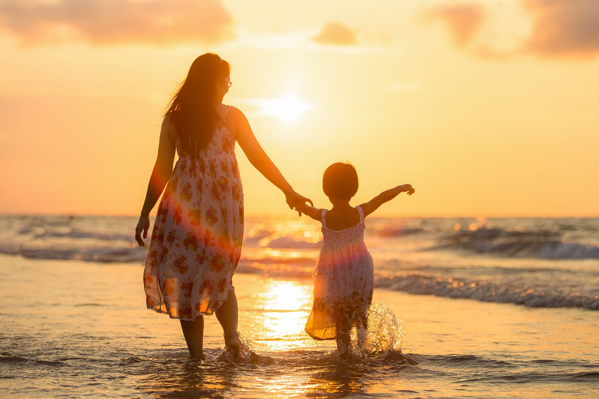 Quality time with your kids - always easier on holiday!