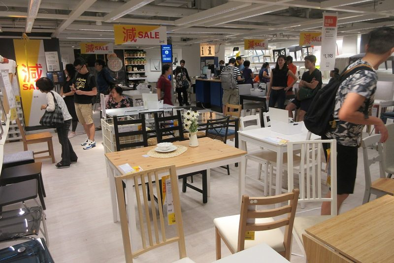 There are other ways to save money on expensive furniture than shopping at Ikea