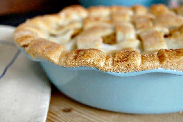 Warming winter pies - Sal's Mum's Apple Pie