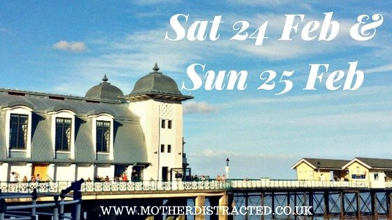 things to do in February half term - Penarth pier