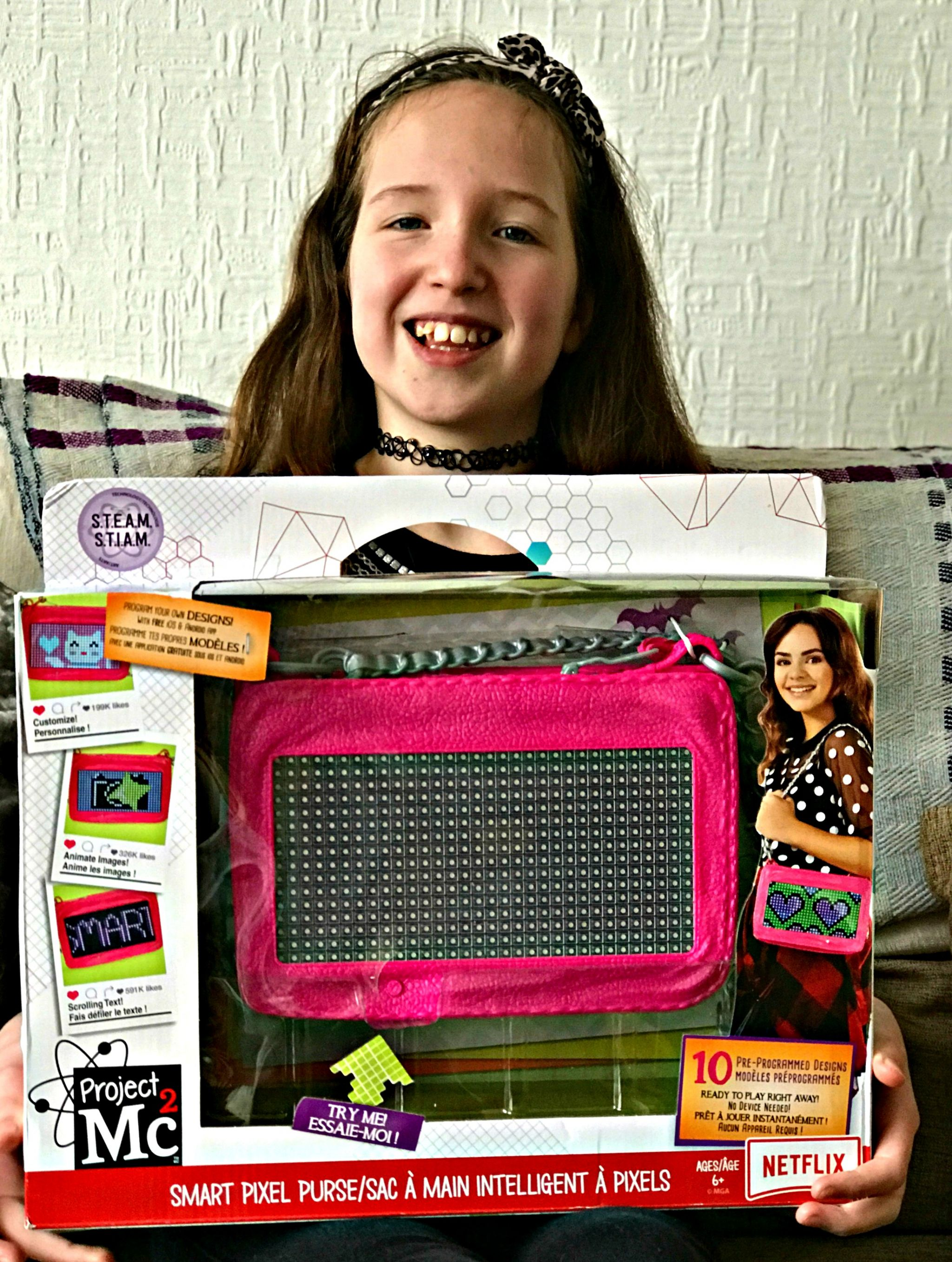 Project Mc2 Pixel Purse Review