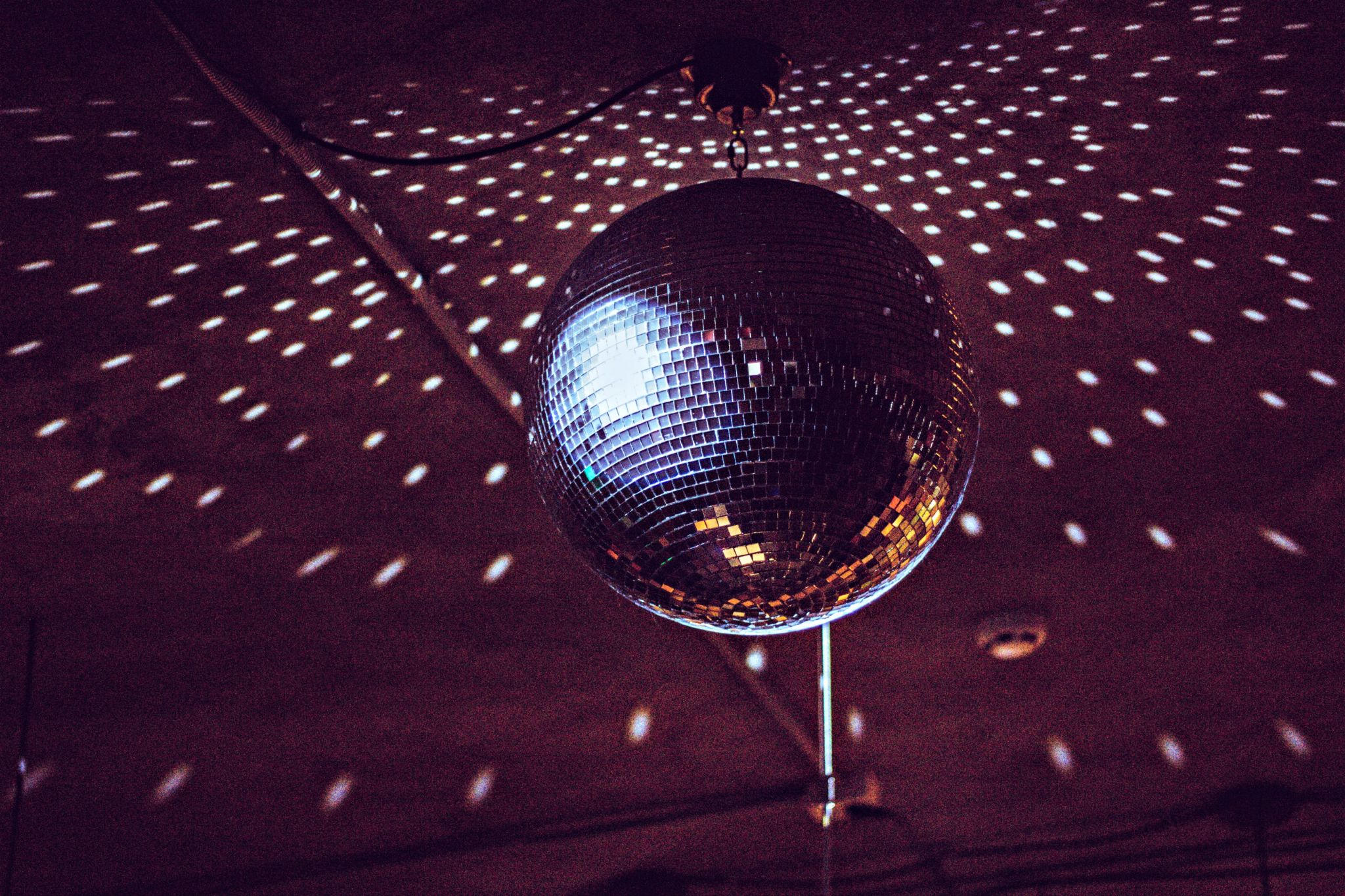 half term fun - have your own disco at home