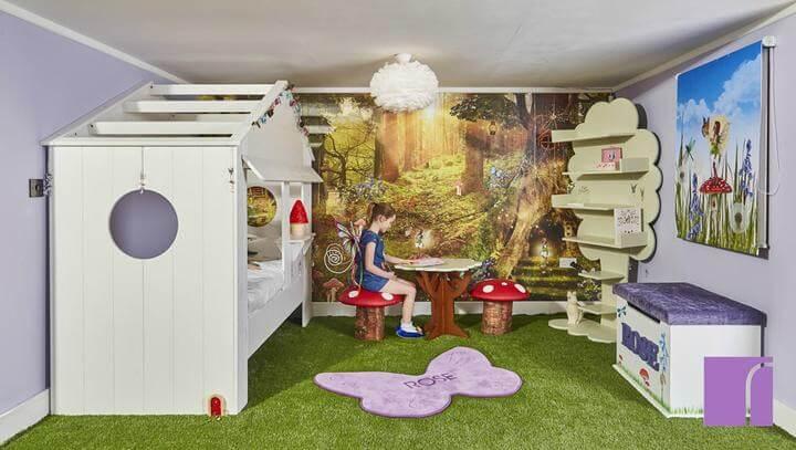 Reroom Children's Interiors - Away With The Fairies Bedroom