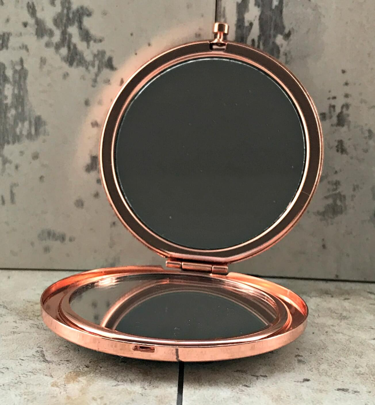 Mother's Day gifts on a budget - Home Bargains Diamond Compact Mirror