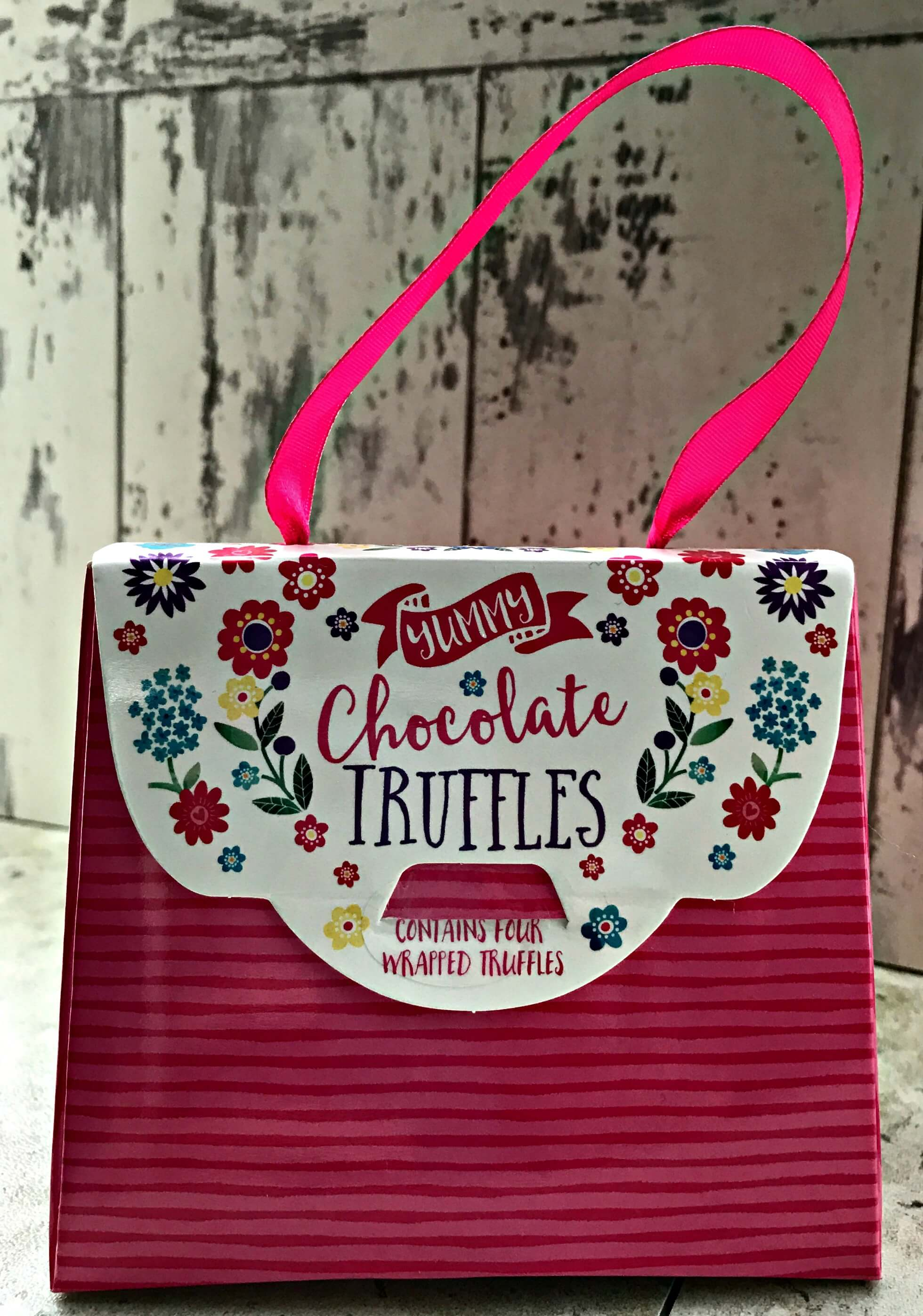 Mother's Day gifts on a budget - Home Bargains Yummy Chocolate Truffles