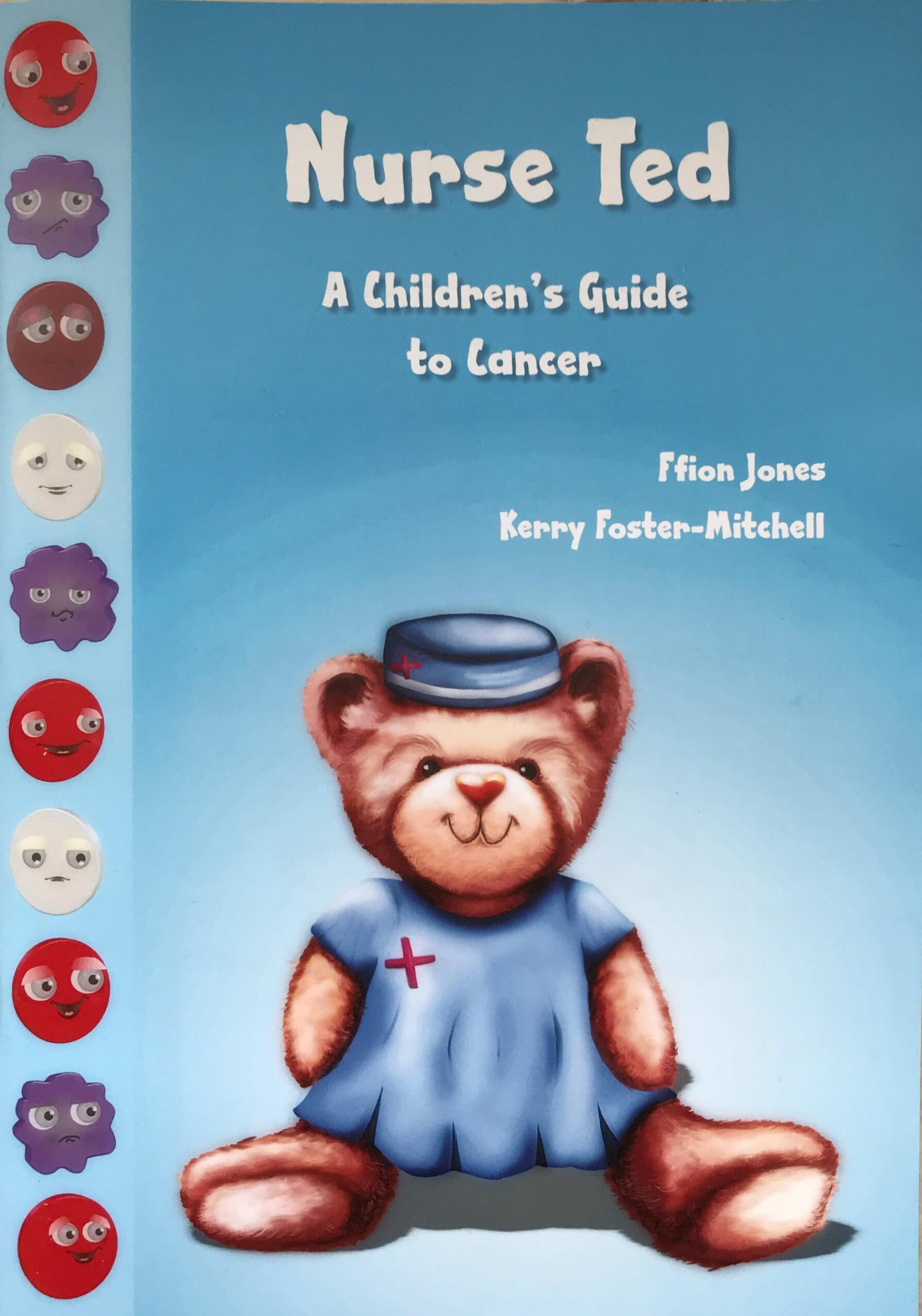 explain cancer to a child with the help of Nurse Ted