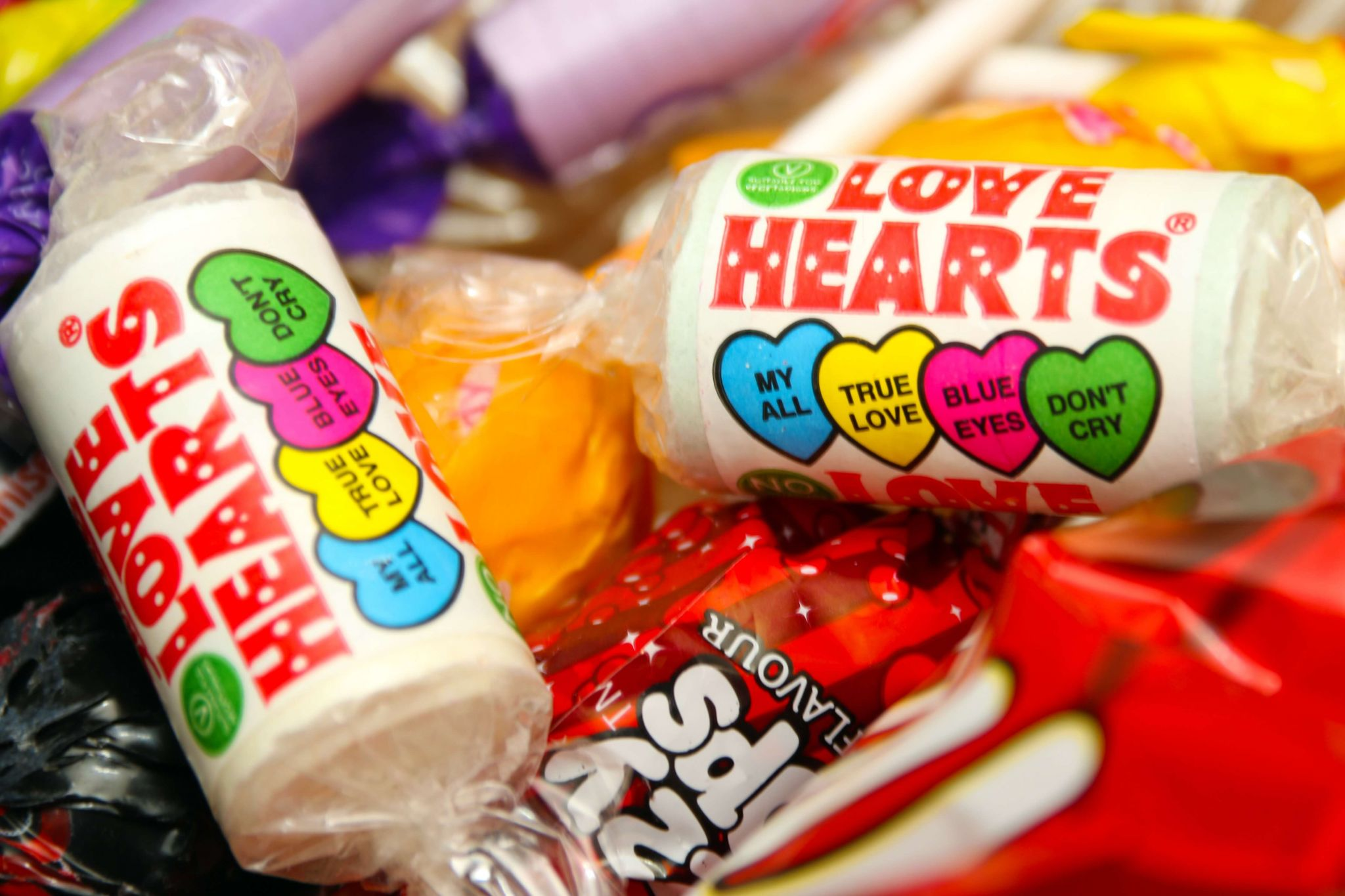 Problem page edition 12 - Love Heart Sweets and lollipops