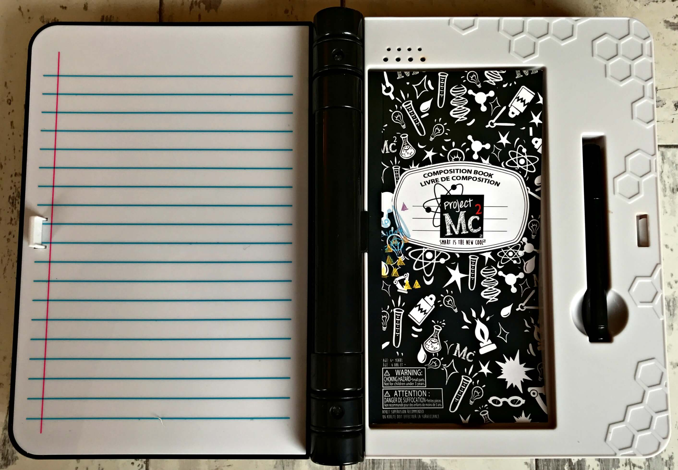 Inside the Project Mc2 A.D.I.S.N. Electronic Journal