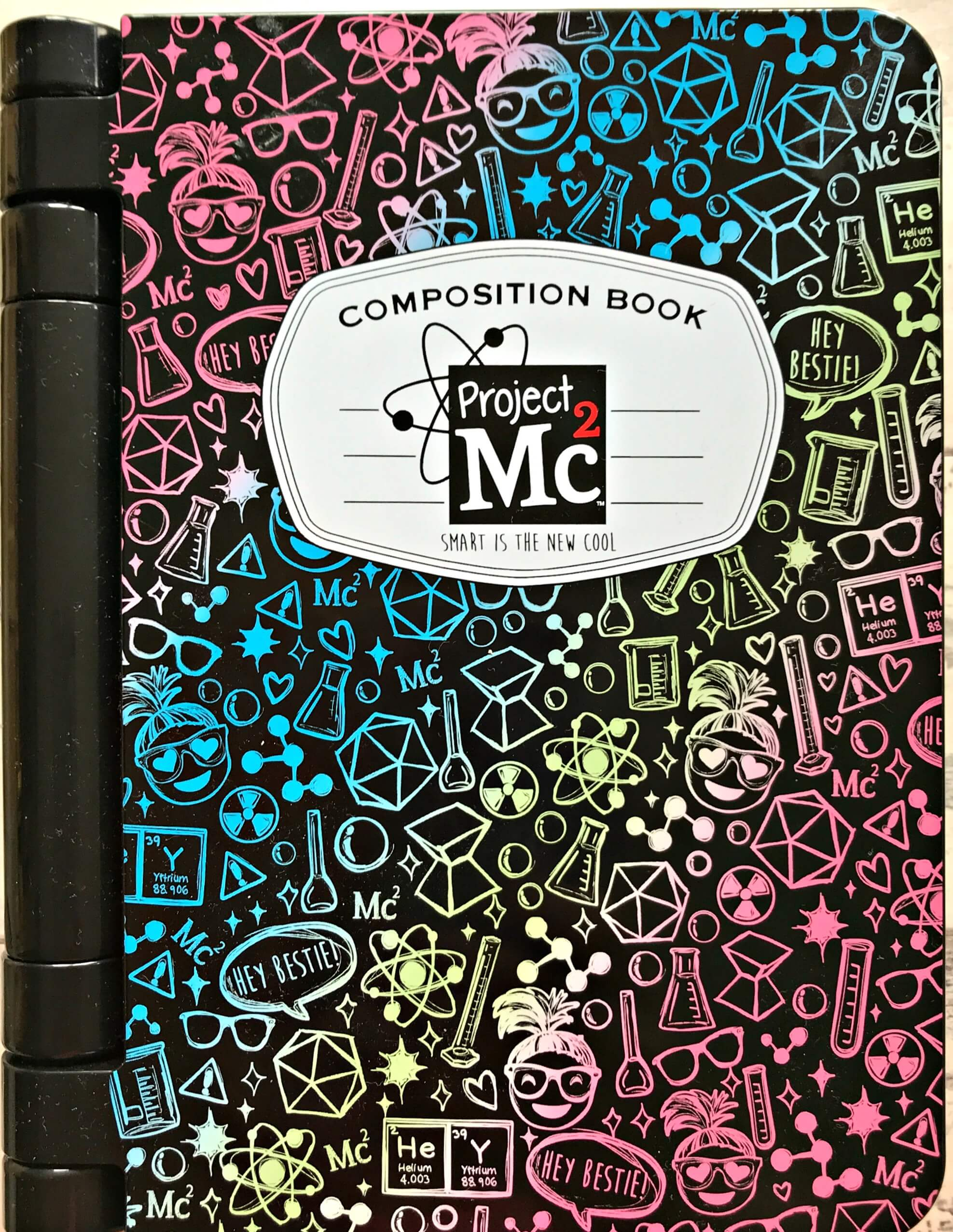 The Project Mc2 A.D.I.S.N. Electronic Journal