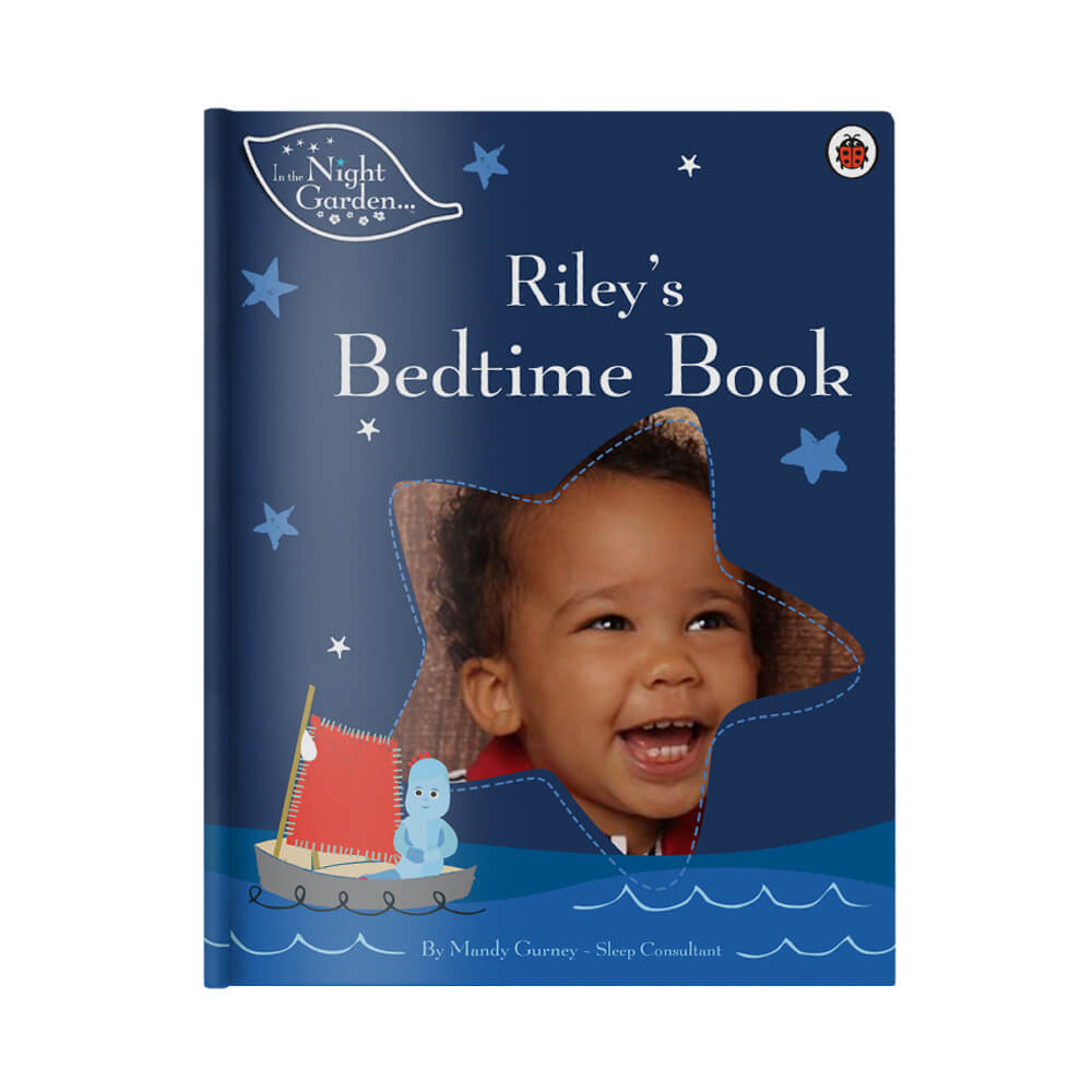 In The Night Garden Bedtime Book front cover