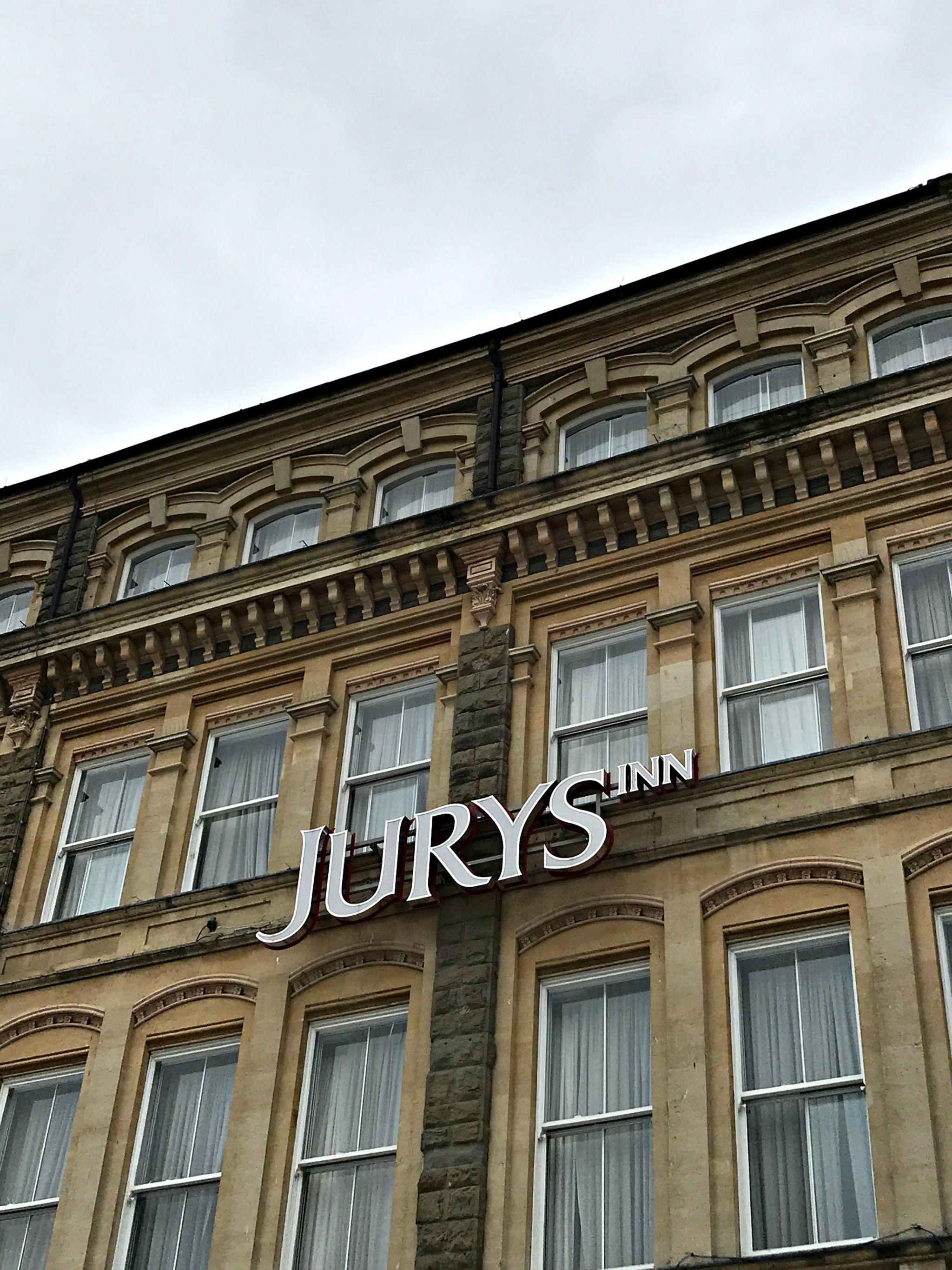 Jurys Hotel Cardiff