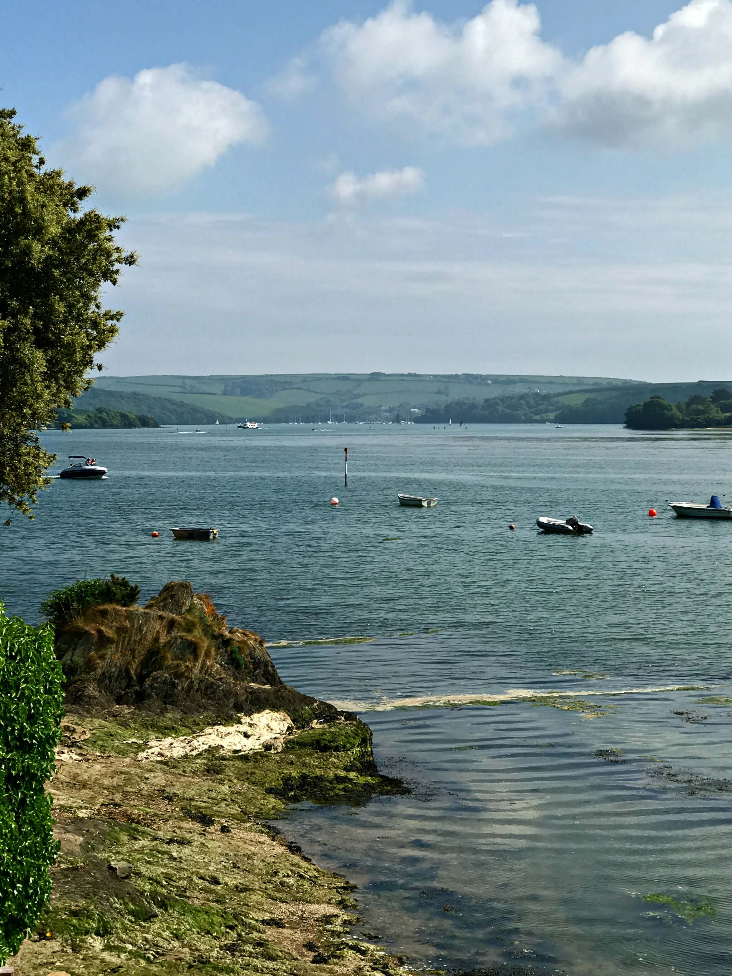 My Sunday Photo - view from Westcliffe boathouse