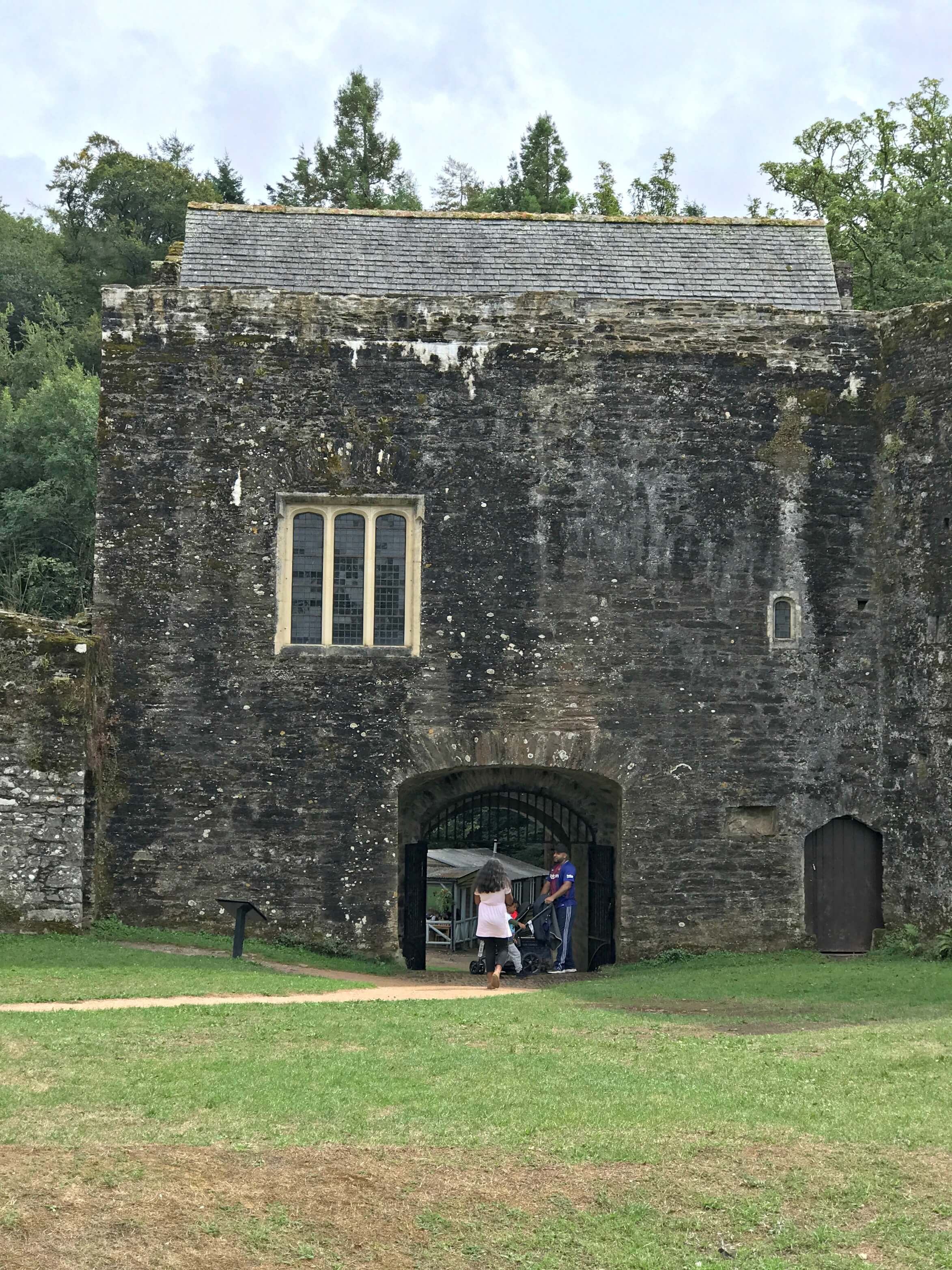 Berry Pomeroy Castle, Totnes, Devon