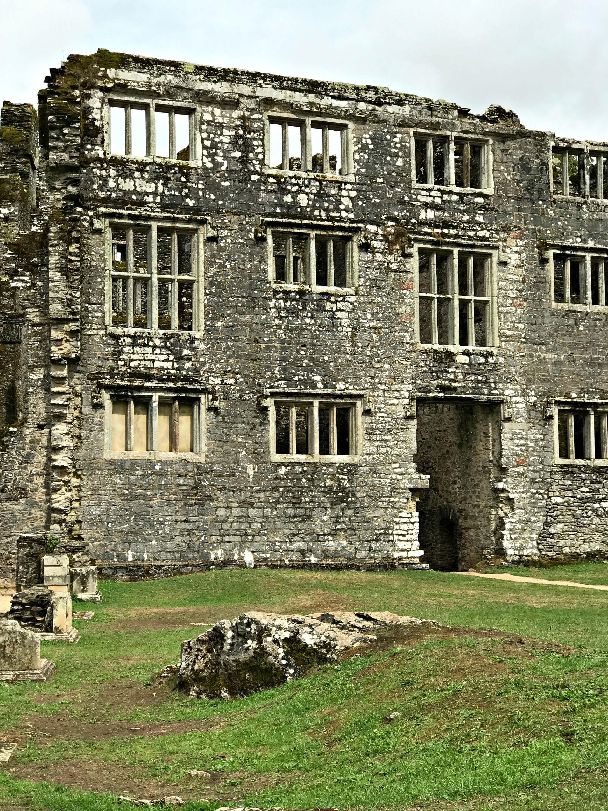 Berry Pomeroy Castle in Devon