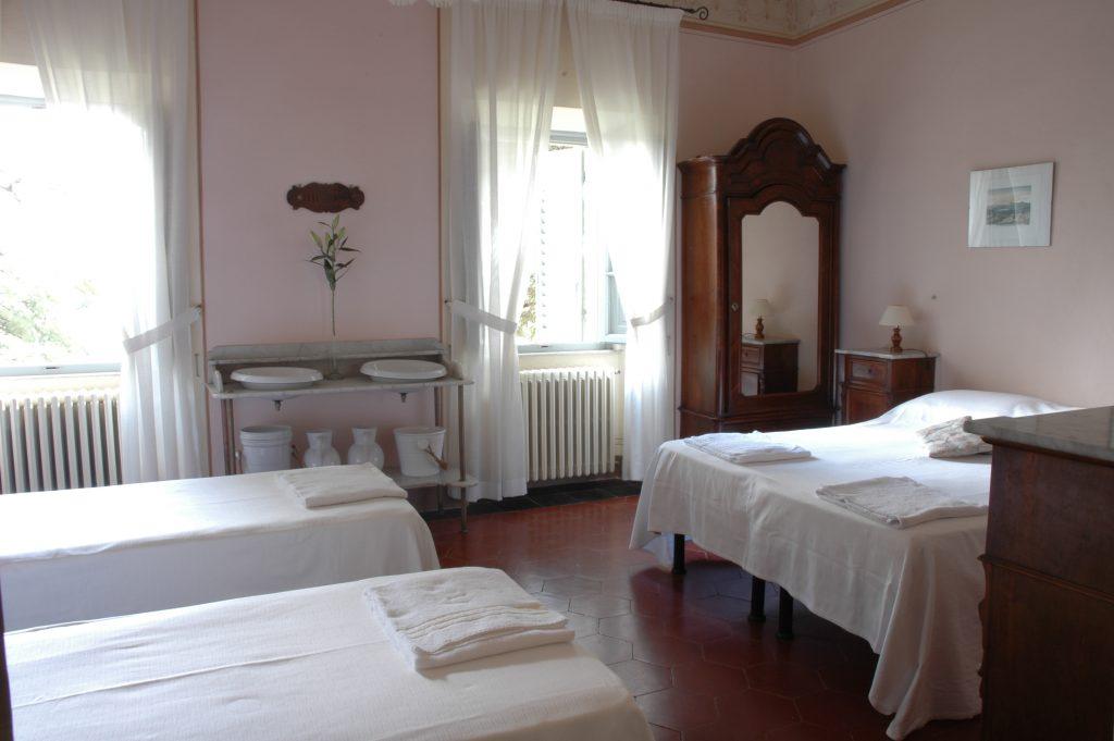 Villa Pia in Lippiano - standard room