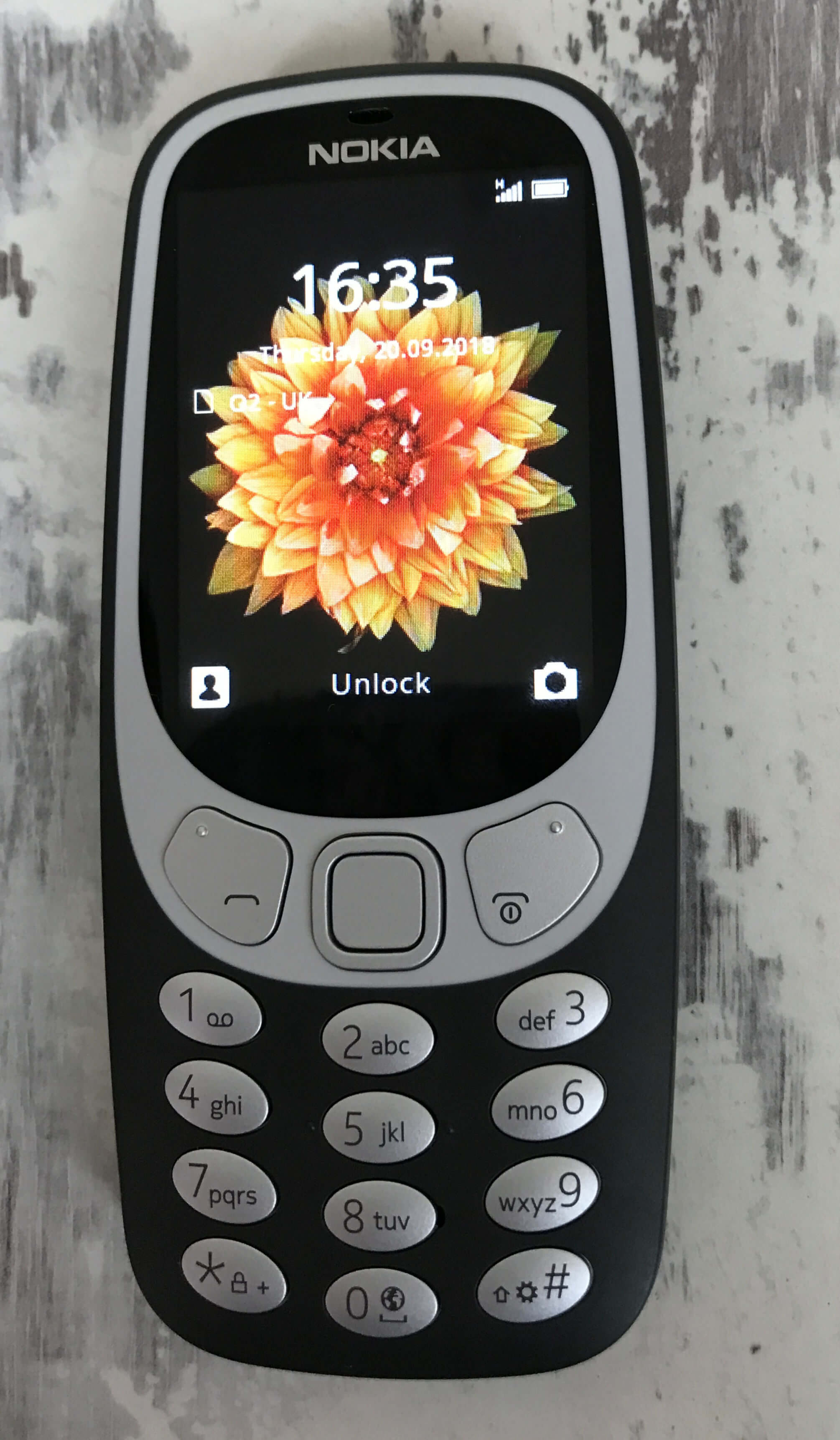 family mobile - Nokia 3310 3G