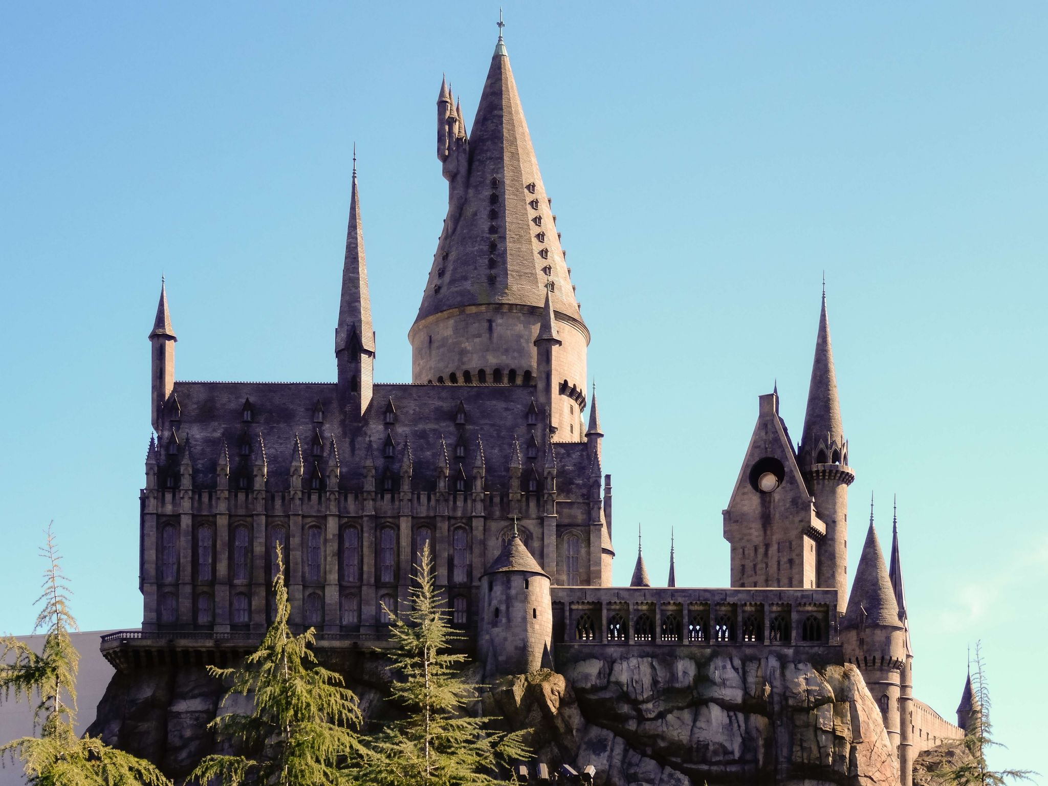 family weekend in London - Hogwarts school at the Harry Potter Studio