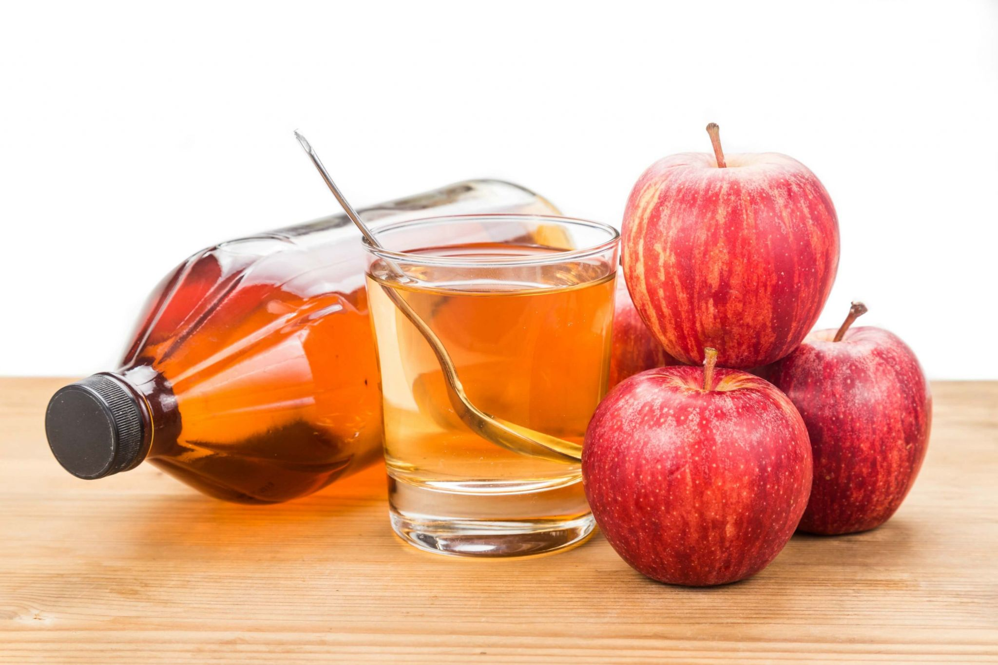 joint pain - apples and apple cider vinegar