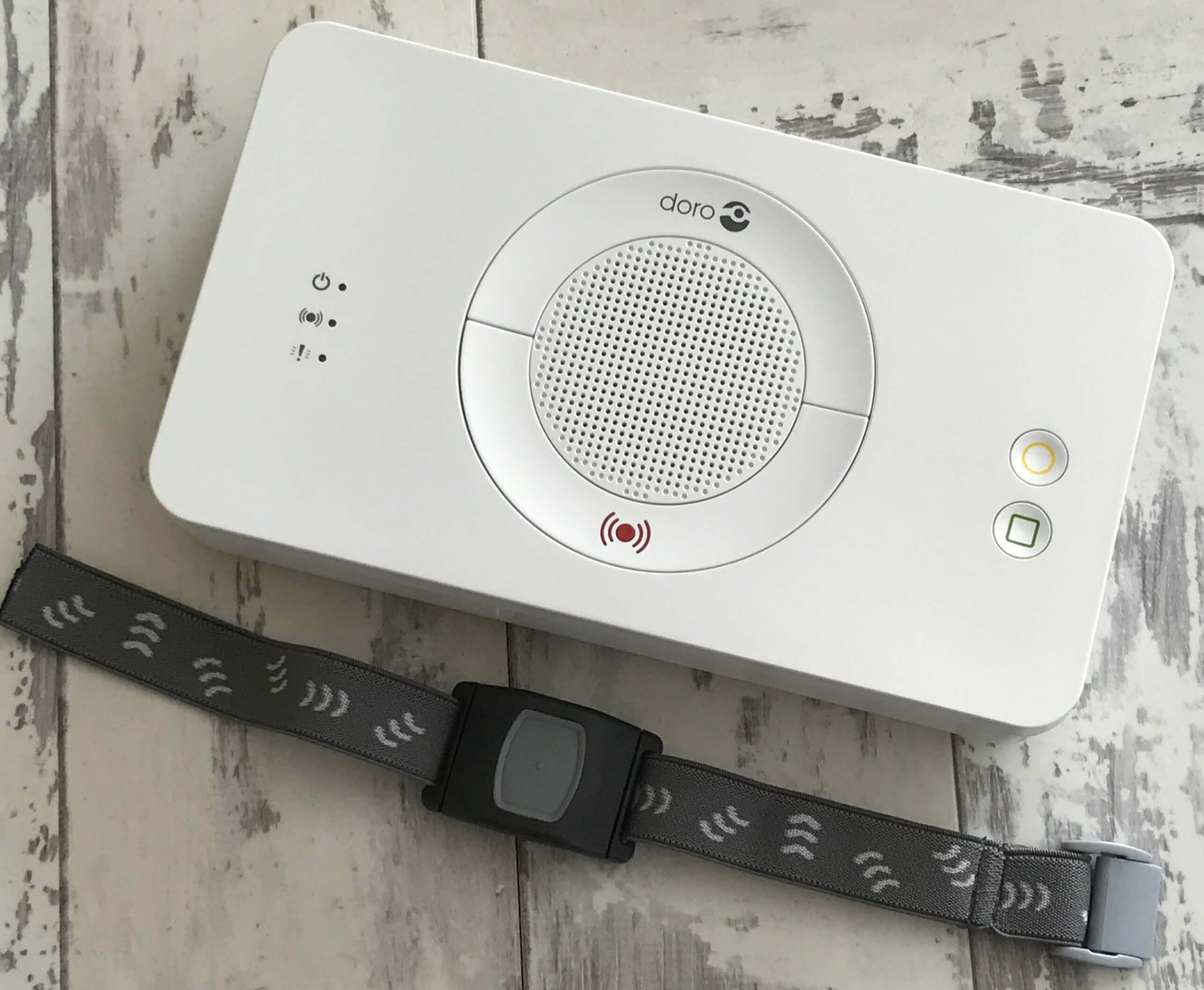 Welbeing Personal Alarm Unit & Pendant