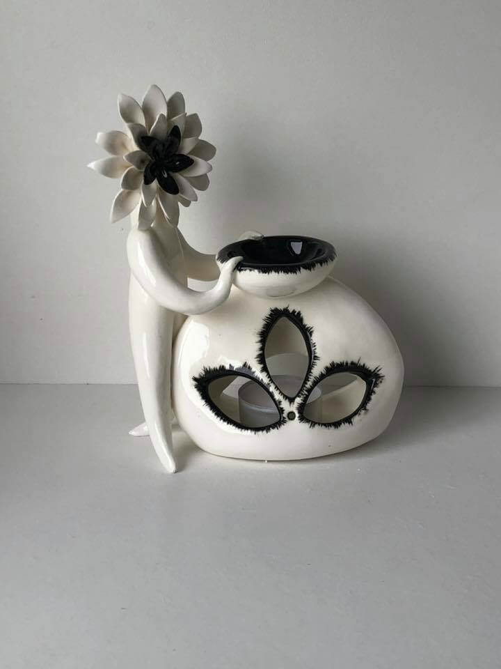 Win An Unique Ceramic Sculpture From Artist Carolyn Clayton