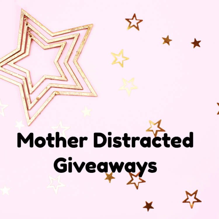 Mother Distracted: Giveaways